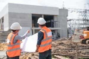 שלבים בבנית בית פרטי