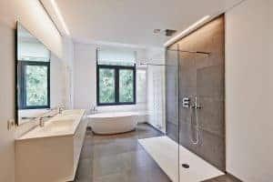אמבטיה של בית פרטי